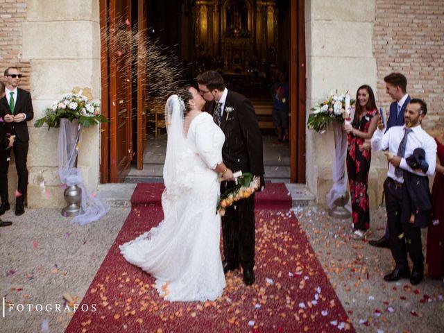 La boda de Mónica Mª y Pedro L. en Aljucer, Murcia 26