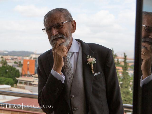 La boda de Mónica Mª y Pedro L. en Aljucer, Murcia 28