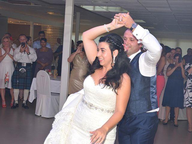 La boda de Angelino y Clare en Polop, Alicante 1