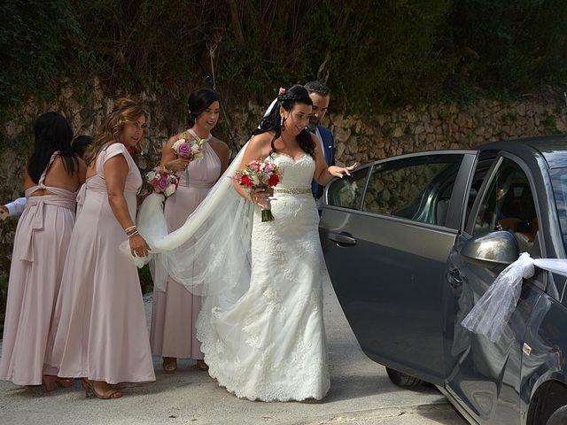 La boda de Angelino y Clare en Polop, Alicante 7