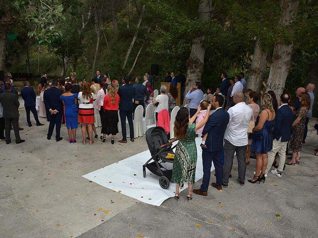 La boda de Angelino y Clare en Polop, Alicante 8