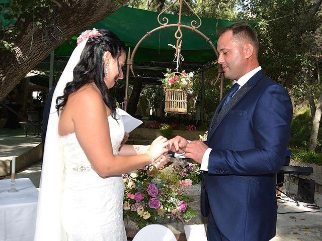 La boda de Angelino y Clare en Polop, Alicante 11