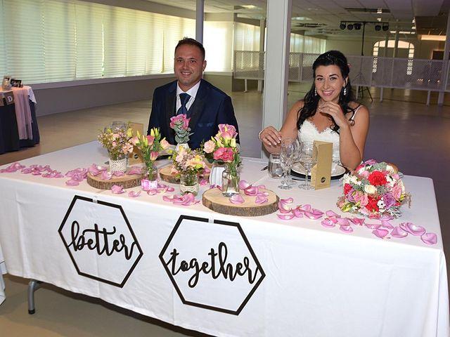La boda de Angelino y Clare en Polop, Alicante 12