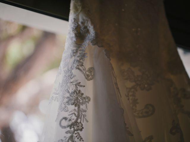 La boda de Baptiste y Gabriela en Garraf, Barcelona 2