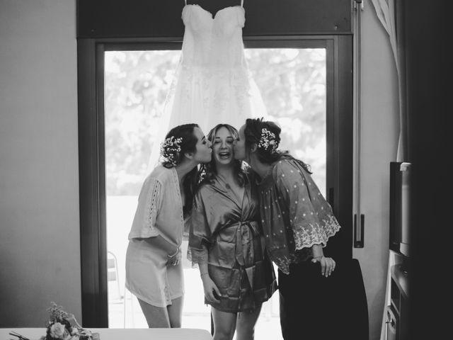 La boda de Baptiste y Gabriela en Garraf, Barcelona 6