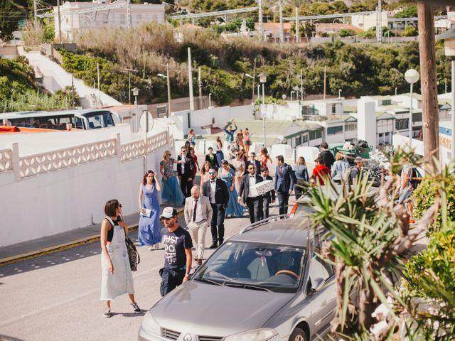 La boda de Baptiste y Gabriela en Garraf, Barcelona 19