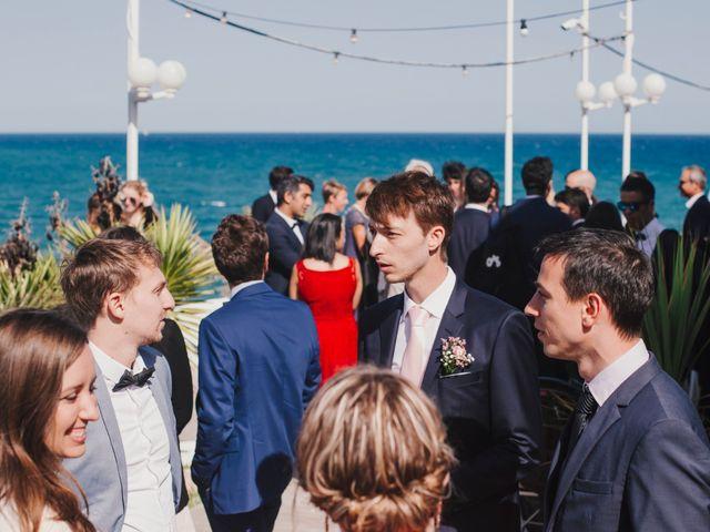 La boda de Baptiste y Gabriela en Garraf, Barcelona 21