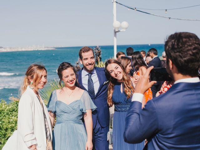 La boda de Baptiste y Gabriela en Garraf, Barcelona 22