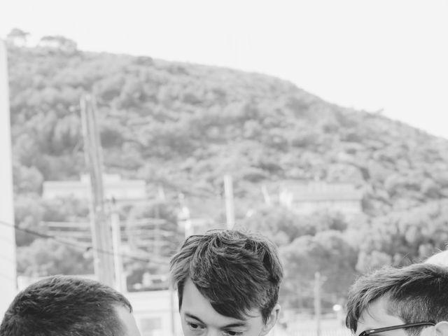 La boda de Baptiste y Gabriela en Garraf, Barcelona 24
