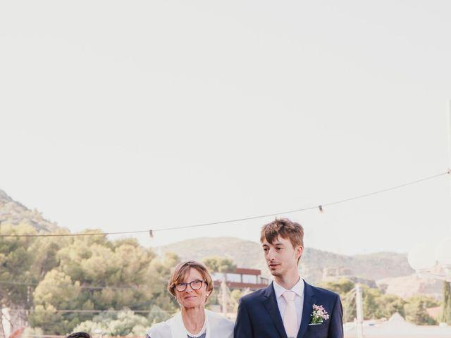 La boda de Baptiste y Gabriela en Garraf, Barcelona 27