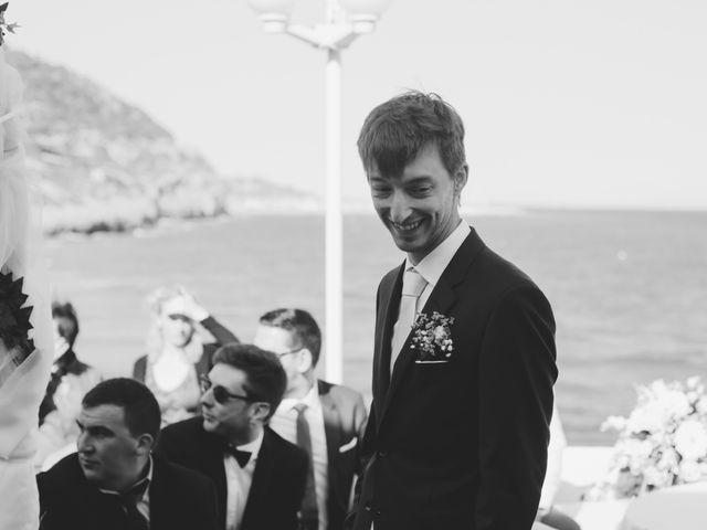La boda de Baptiste y Gabriela en Garraf, Barcelona 28