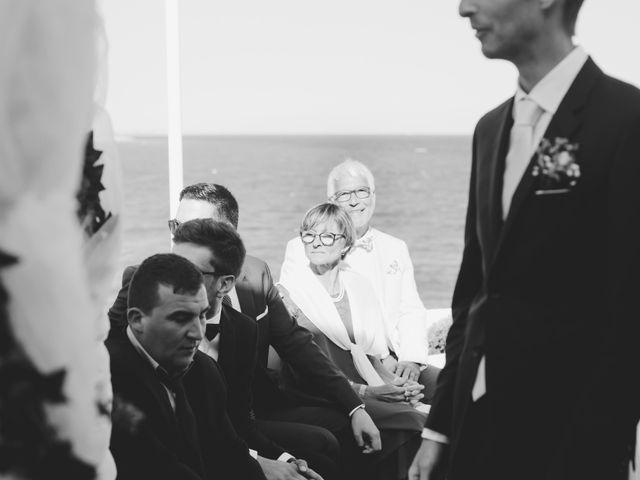 La boda de Baptiste y Gabriela en Garraf, Barcelona 29