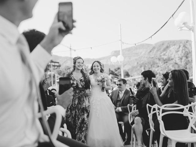 La boda de Baptiste y Gabriela en Garraf, Barcelona 32