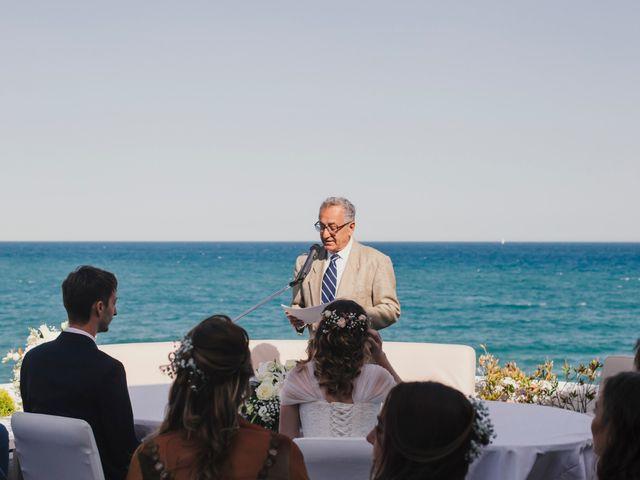 La boda de Baptiste y Gabriela en Garraf, Barcelona 34