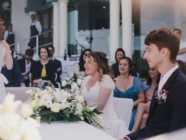 La boda de Baptiste y Gabriela en Garraf, Barcelona 35