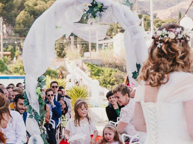 La boda de Baptiste y Gabriela en Garraf, Barcelona 39