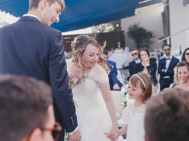 La boda de Baptiste y Gabriela en Garraf, Barcelona 40