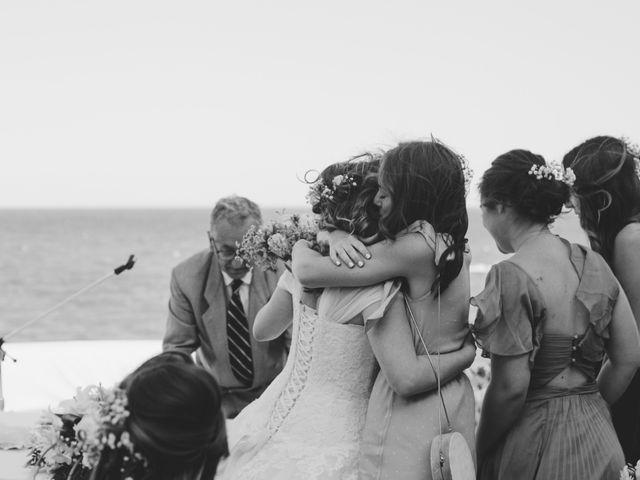 La boda de Baptiste y Gabriela en Garraf, Barcelona 43