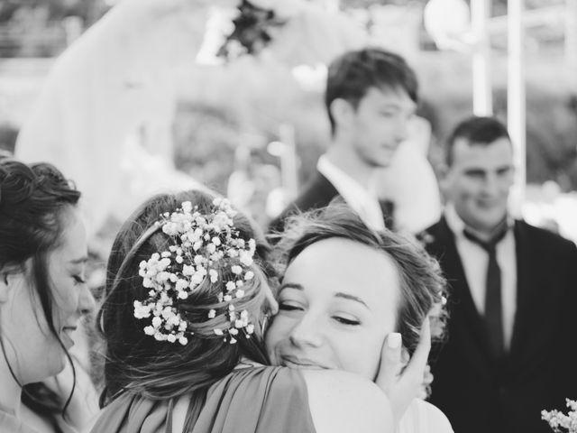 La boda de Baptiste y Gabriela en Garraf, Barcelona 44