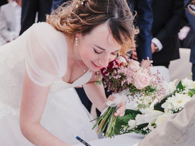 La boda de Baptiste y Gabriela en Garraf, Barcelona 45