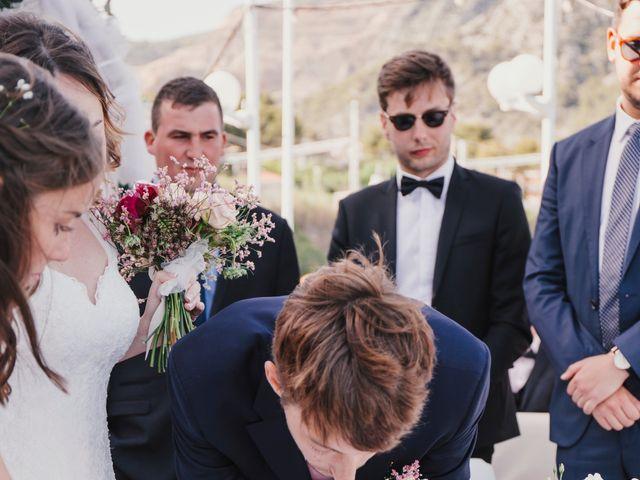 La boda de Baptiste y Gabriela en Garraf, Barcelona 46