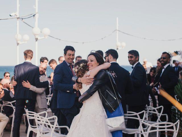 La boda de Baptiste y Gabriela en Garraf, Barcelona 47