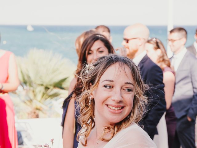 La boda de Baptiste y Gabriela en Garraf, Barcelona 48