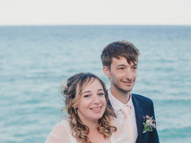 La boda de Baptiste y Gabriela en Garraf, Barcelona 61