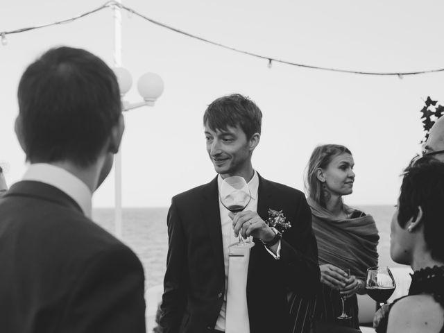La boda de Baptiste y Gabriela en Garraf, Barcelona 62