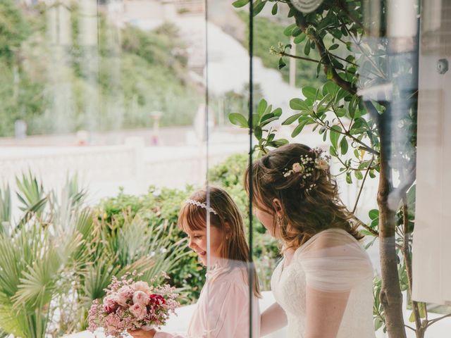 La boda de Baptiste y Gabriela en Garraf, Barcelona 64