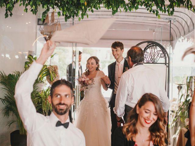 La boda de Baptiste y Gabriela en Garraf, Barcelona 67