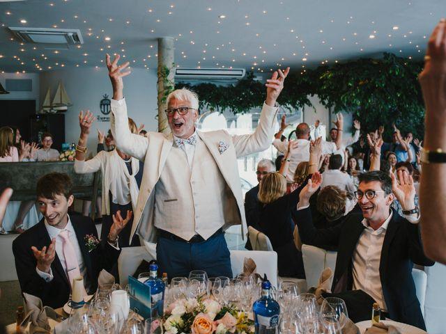 La boda de Baptiste y Gabriela en Garraf, Barcelona 70