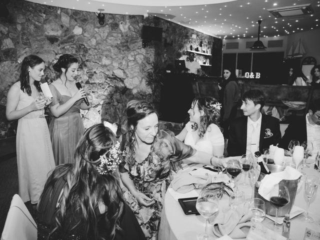 La boda de Baptiste y Gabriela en Garraf, Barcelona 71