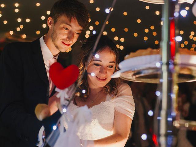 La boda de Baptiste y Gabriela en Garraf, Barcelona 76