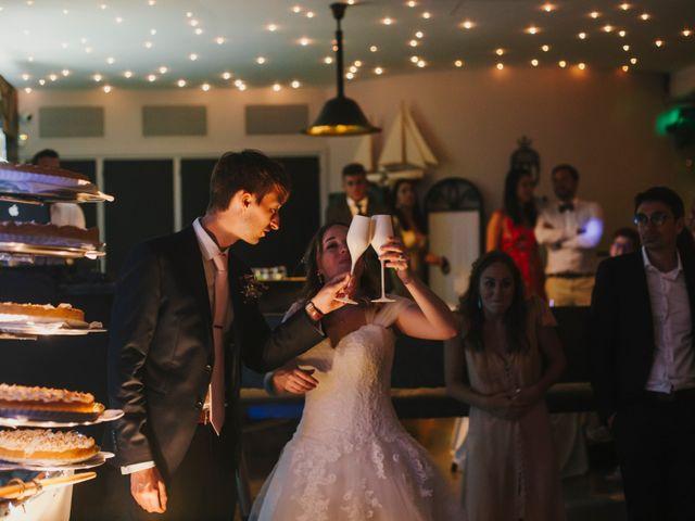 La boda de Baptiste y Gabriela en Garraf, Barcelona 77