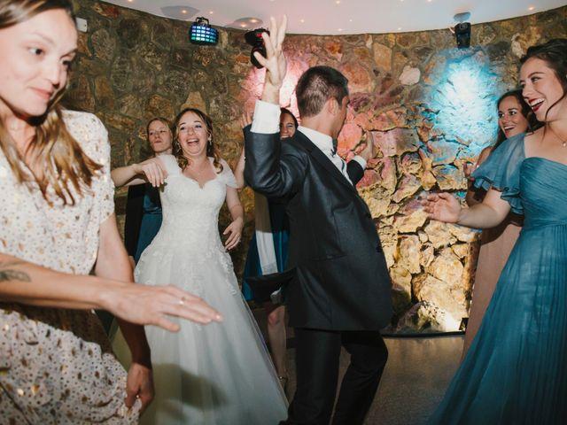 La boda de Baptiste y Gabriela en Garraf, Barcelona 81