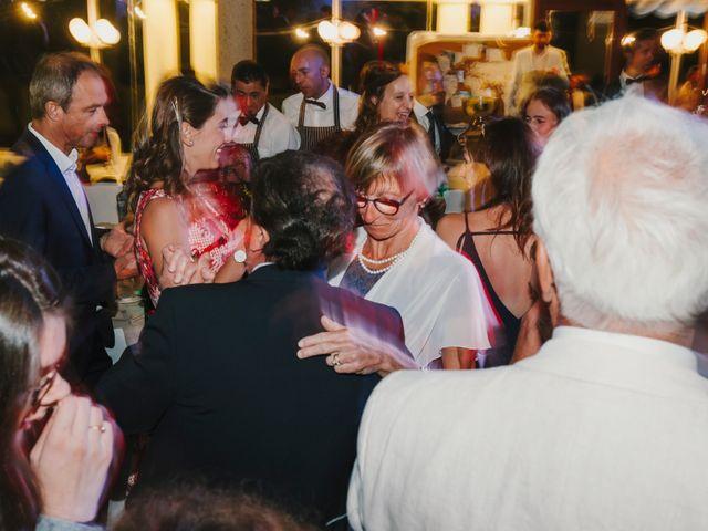 La boda de Baptiste y Gabriela en Garraf, Barcelona 86