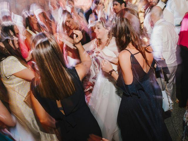 La boda de Baptiste y Gabriela en Garraf, Barcelona 93