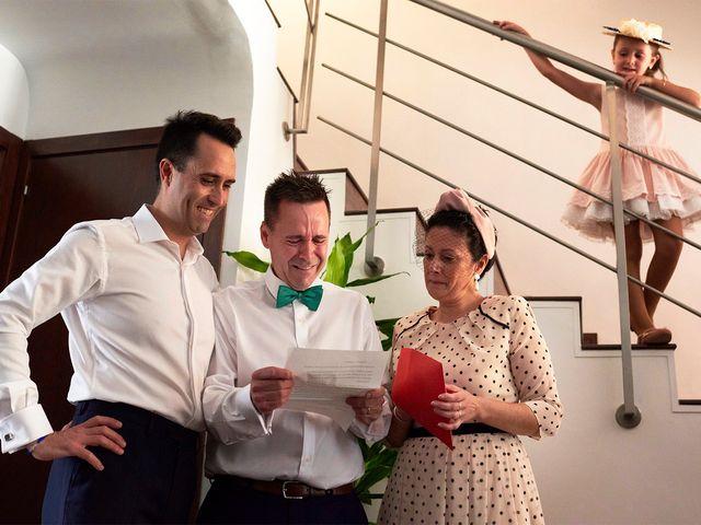 La boda de Fran y Marta en Jerica, Castellón 13