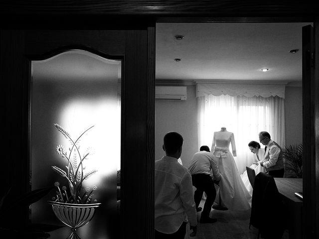 La boda de Fran y Marta en Jerica, Castellón 15