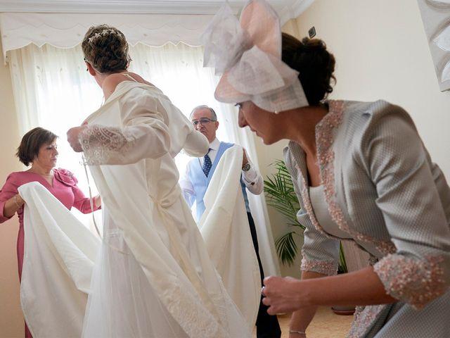 La boda de Fran y Marta en Jerica, Castellón 16