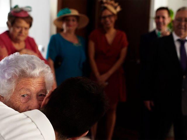 La boda de Fran y Marta en Jerica, Castellón 21