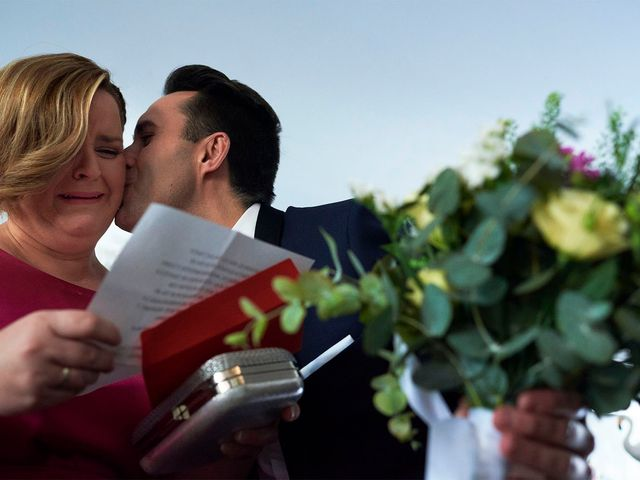 La boda de Fran y Marta en Jerica, Castellón 23