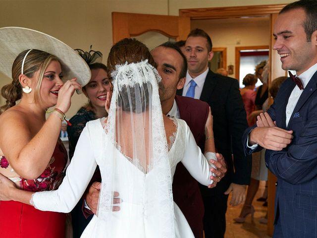 La boda de Fran y Marta en Jerica, Castellón 24