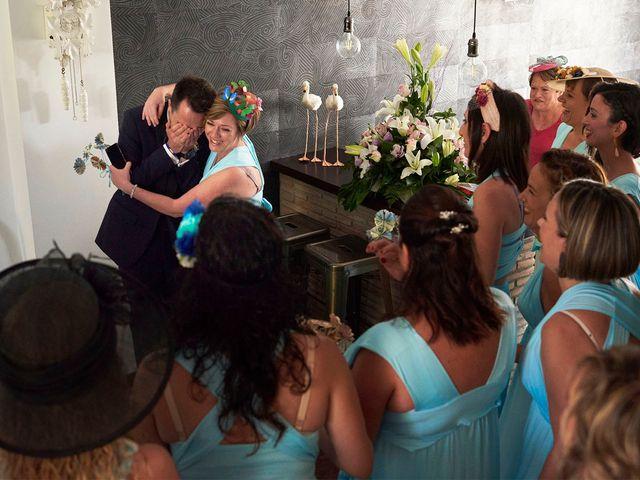 La boda de Fran y Marta en Jerica, Castellón 27