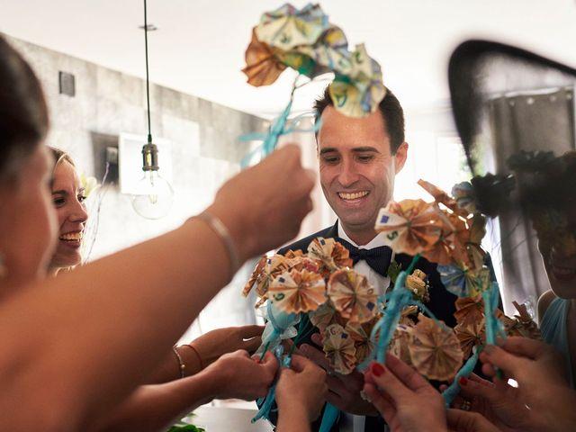La boda de Fran y Marta en Jerica, Castellón 28
