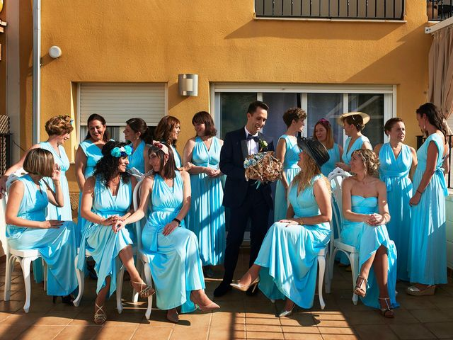 La boda de Fran y Marta en Jerica, Castellón 30