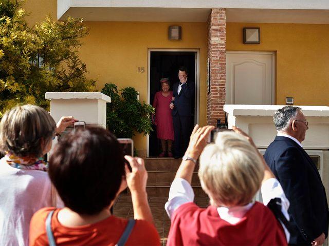 La boda de Fran y Marta en Jerica, Castellón 31