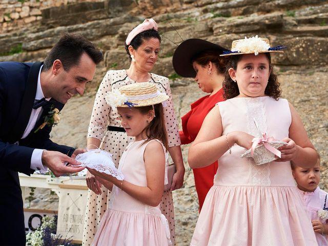 La boda de Fran y Marta en Jerica, Castellón 32
