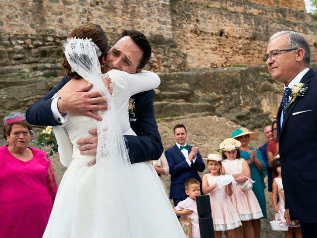 La boda de Fran y Marta en Jerica, Castellón 34